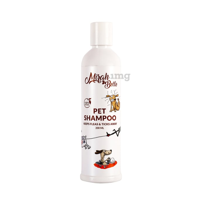 Mirah Belle Pet Shampoo