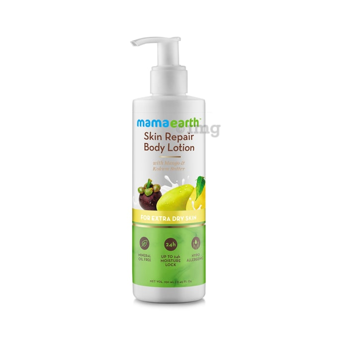 Mamaearth Body Lotion Skin Repair