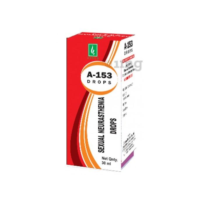 Adven A-153 Sexual Neurasthenia Drop