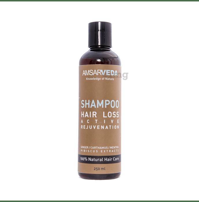 Amsarveda Shampoo Hair Loss Active Rejuvenation