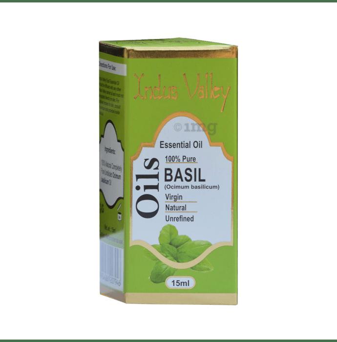Indus Valley Essential Oil Basil