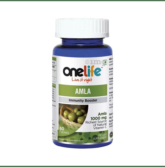 OneLife Amla 1000mg Tablet