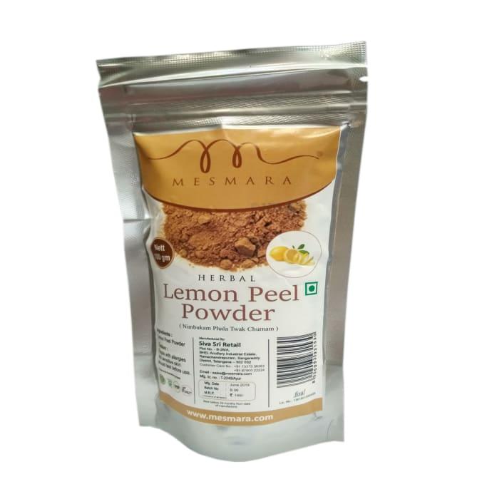 Mesmara Herbal Lemon Peel Powder