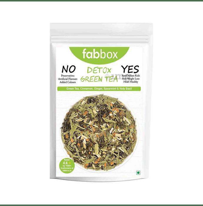 Fabbox Green Tea Detox