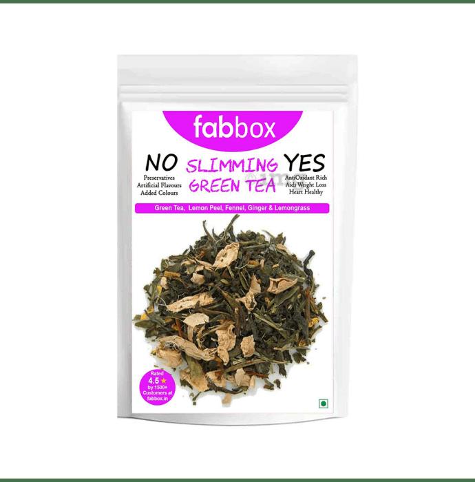 Fabbox Green Tea Slimming