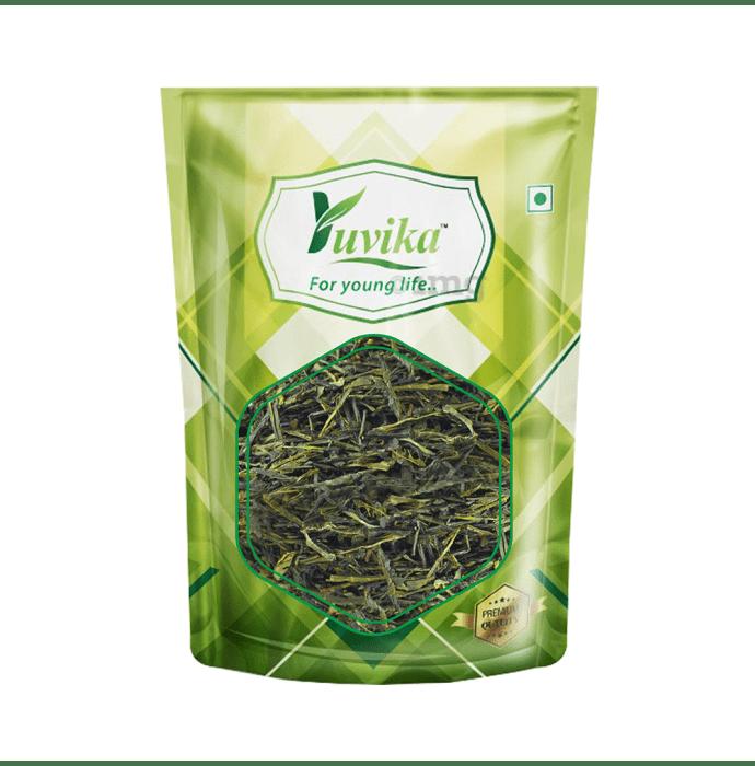 Yuvika Green Tea Leaves
