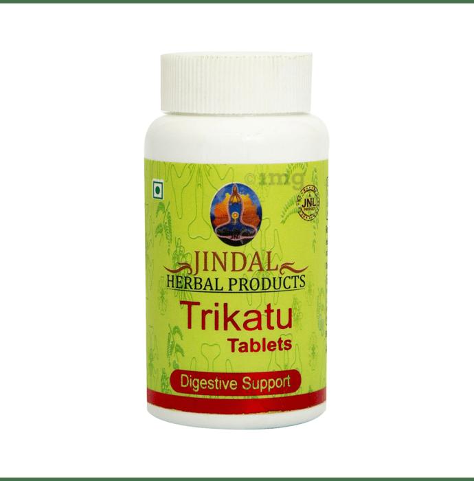 Jindal Herbal Trikatu Tablet
