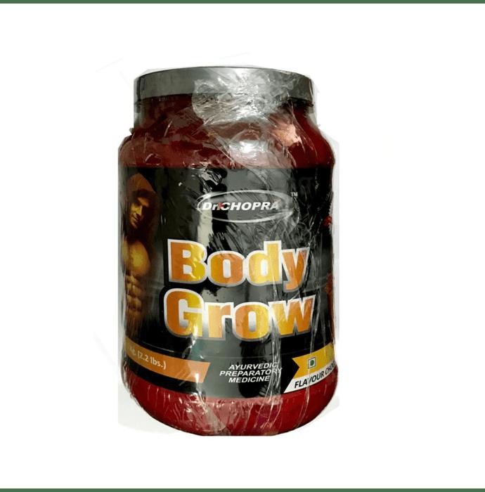 Dr Chopra Body Grow Powder Chocolate