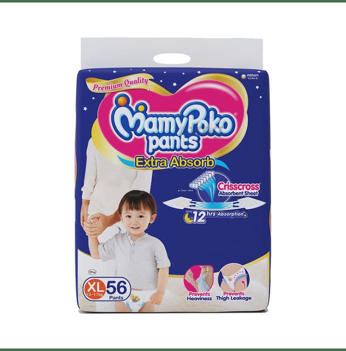 Mamy Poko Extra Absorb Diaper XL