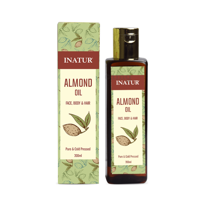 Inatur Herbals Almond Oil