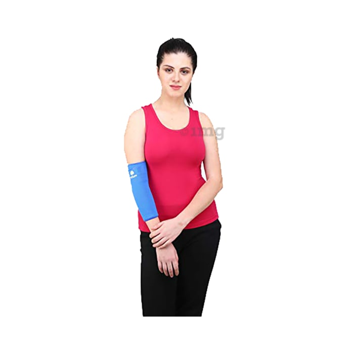 Longlife OCT 13 Elbow Support S Blue