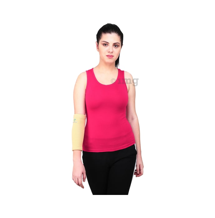 Longlife OCT 13 Elbow Support L Skin Colour
