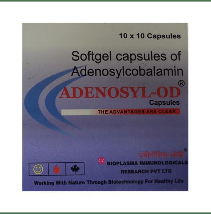 Adenosyl - OD Soft Gelatin Capsule
