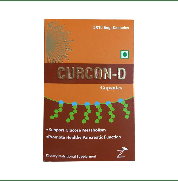 Curcon-D Capsule