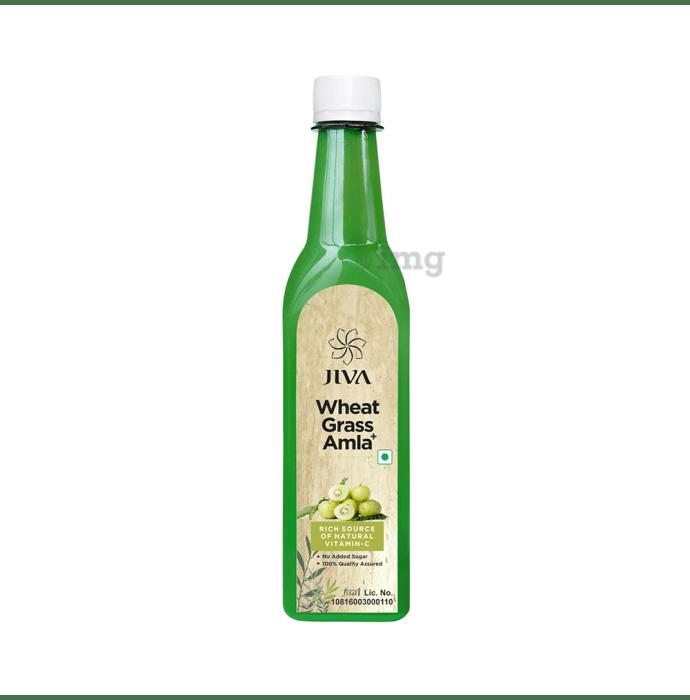 Jiva Wheat Grass + Amla Juice