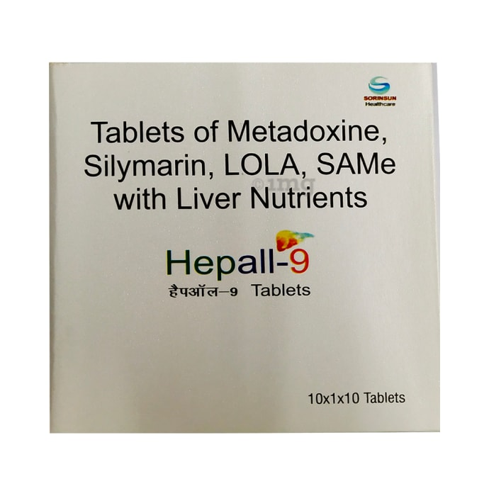 Hepall 9 Tablet