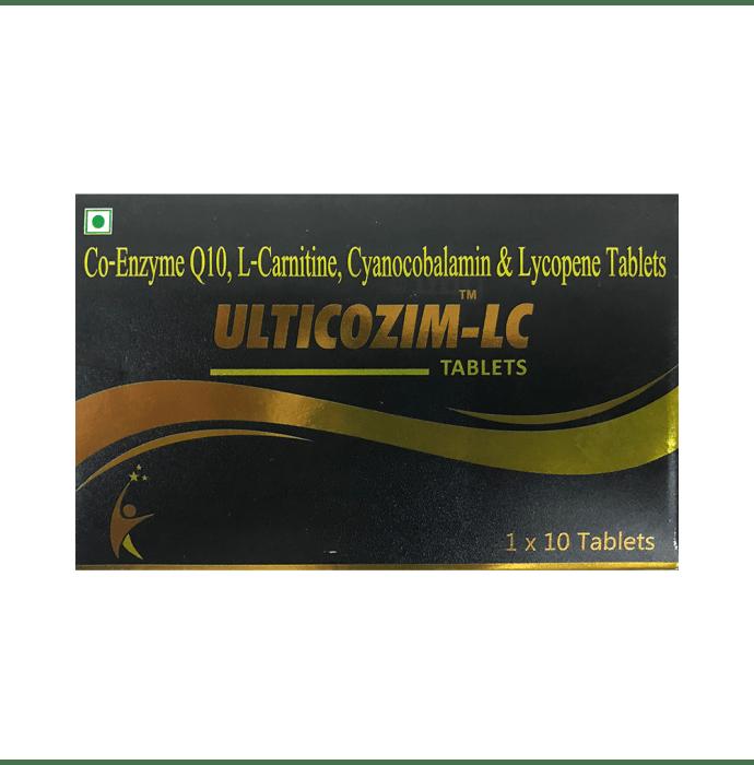 Ulticozim-LC Tablet