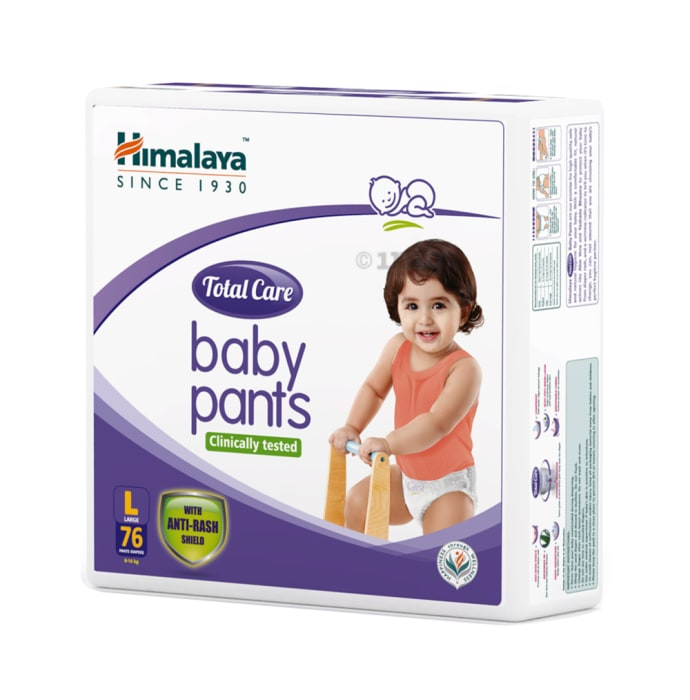 Himalaya Total Care Baby Pants L