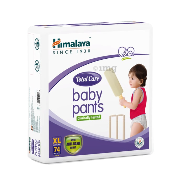 Himalaya Total Care Baby Pants XL