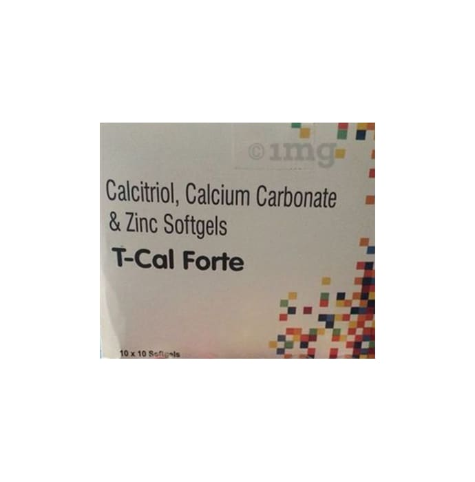 T-Cal Forte Tablet