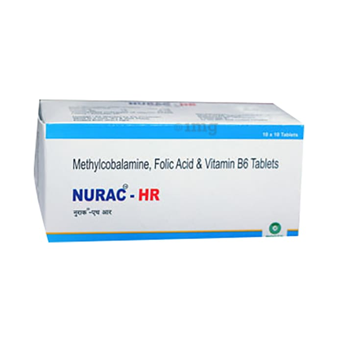 Nurac-HR Tablet