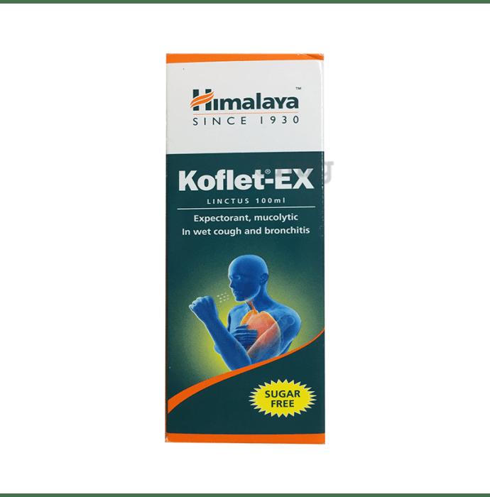 Himalaya Koflet-EX Linctus Sugar Free