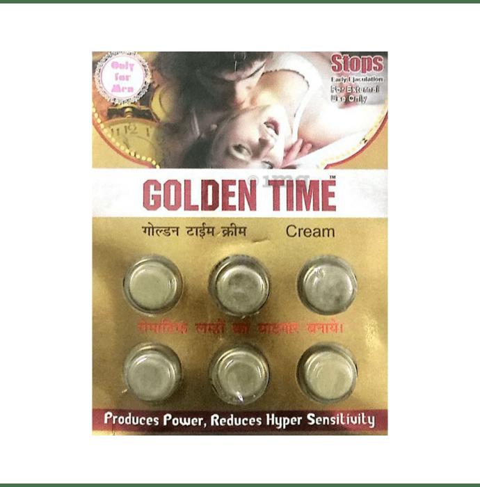 Golden Time 1gm Cream