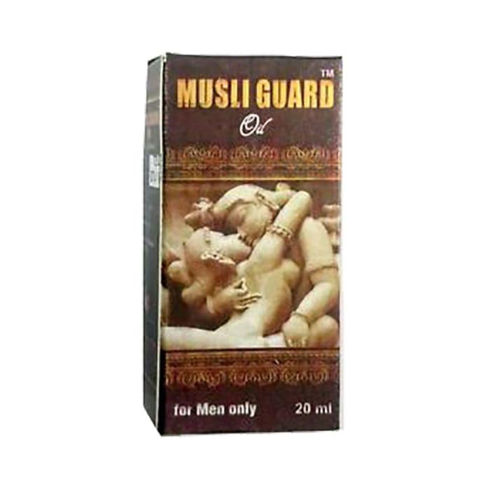 G & G Pharmacy Musli Guard Oil