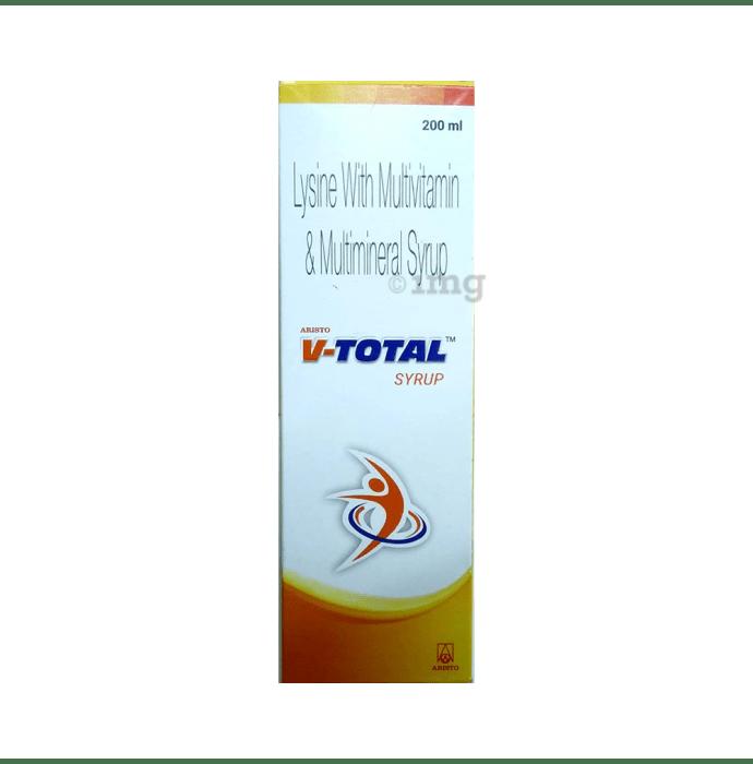 V-Total Syrup