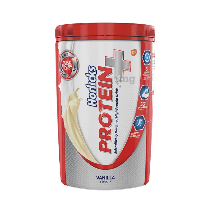 Horlicks Protein Plus Vanilla