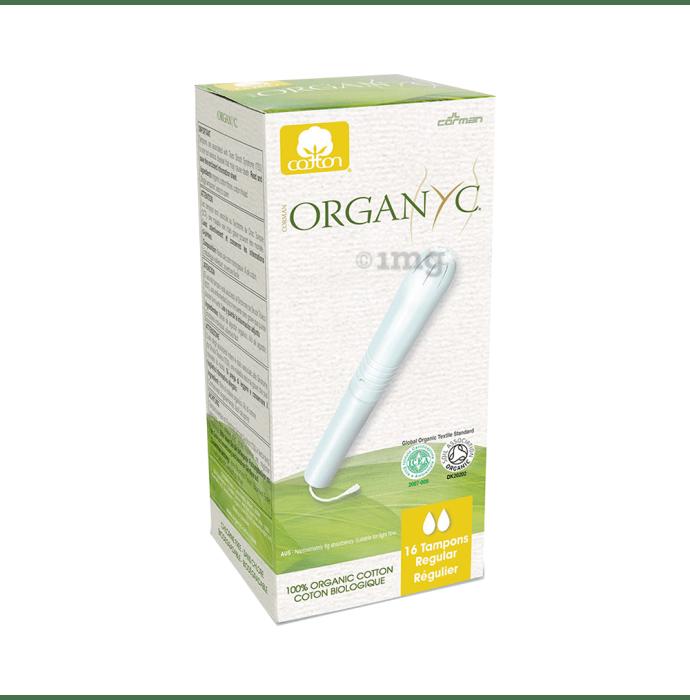 Organyc Tampons Regular