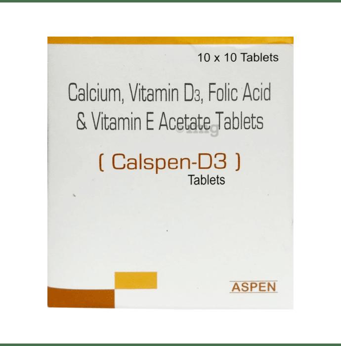 Calspen-D3 Tablet