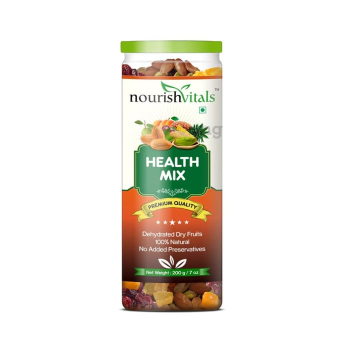 NourishVitals Health Mix