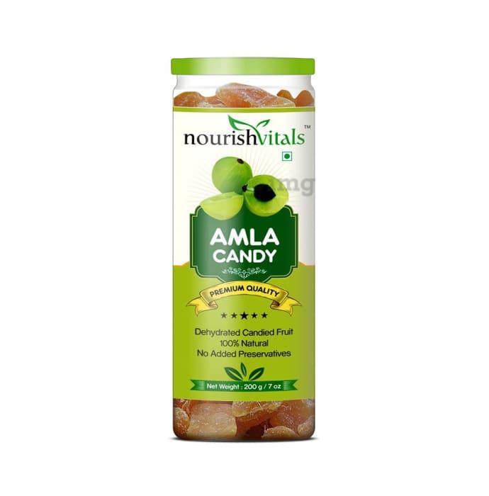 NourishVitals Amla Candy