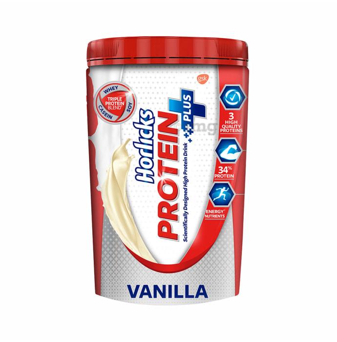 Horlicks Protein Plus Vanilla Pack of 2