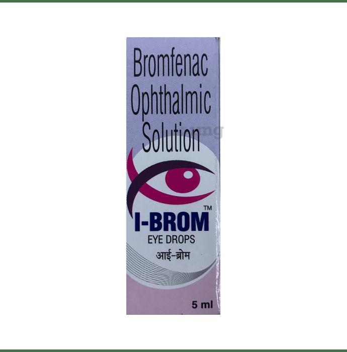 Ibrom Eye Drop