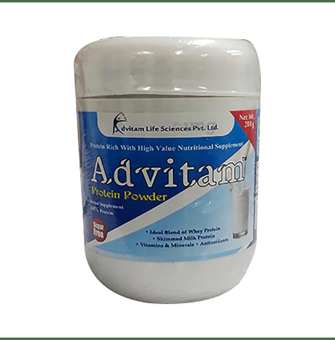 Advitam Protein Powder Sugar Free