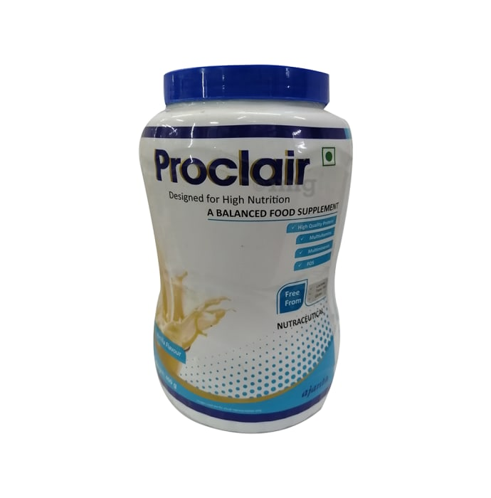 Proclair Powder Vanilla
