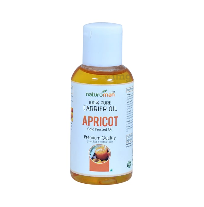 Naturoman 100% Pure Apricot Carrier Oil