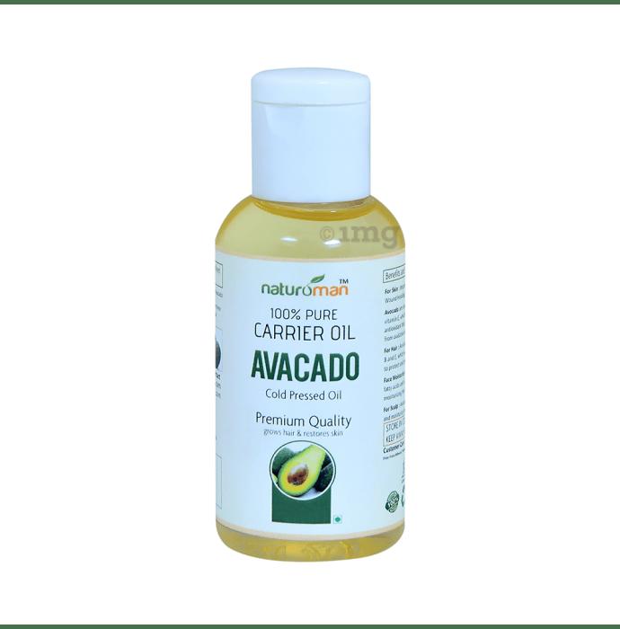 Naturoman 100% Pure Avacado Carrier Oil