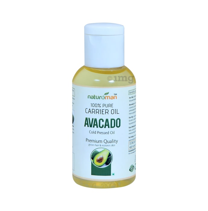 Naturoman 100% Pure Avacado Carrier Oil