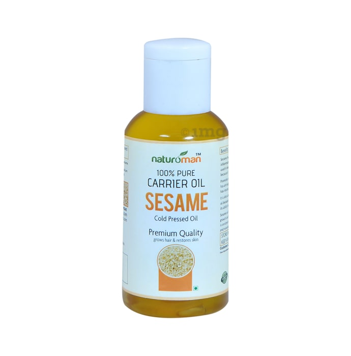 Naturoman 100%  Pure Sesame Carrier Oil