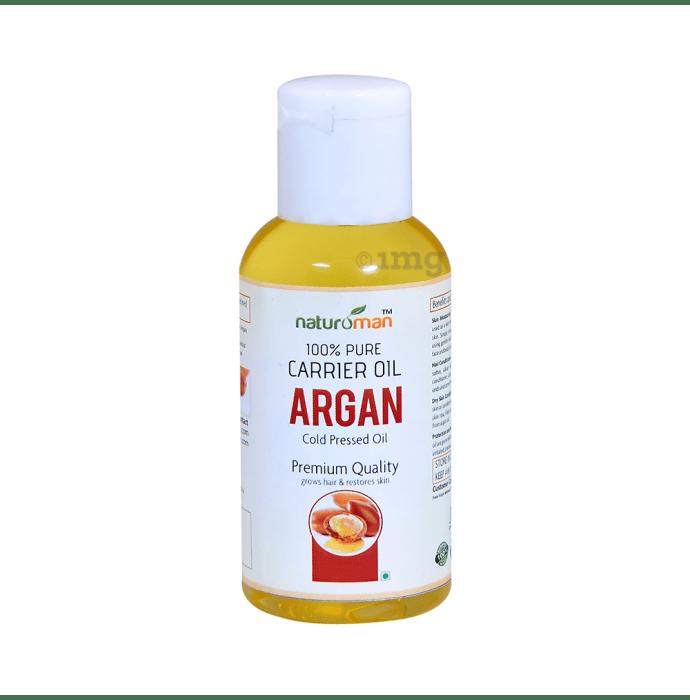 Naturoman 100% Pure Argan Carrier Oil