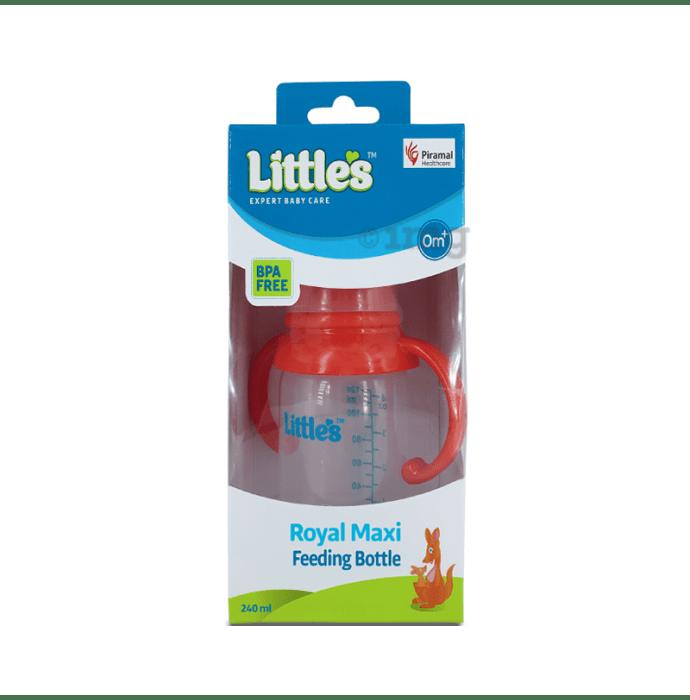 Little's Royal Feeding Bottle Maxi