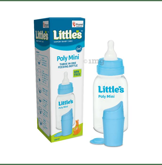 Little's Poly Feeding Bottle Mini