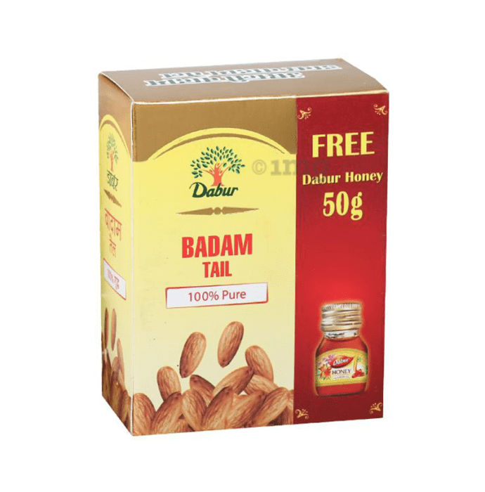 Dabur Badam Tail with Free Dabur Honey 50gm