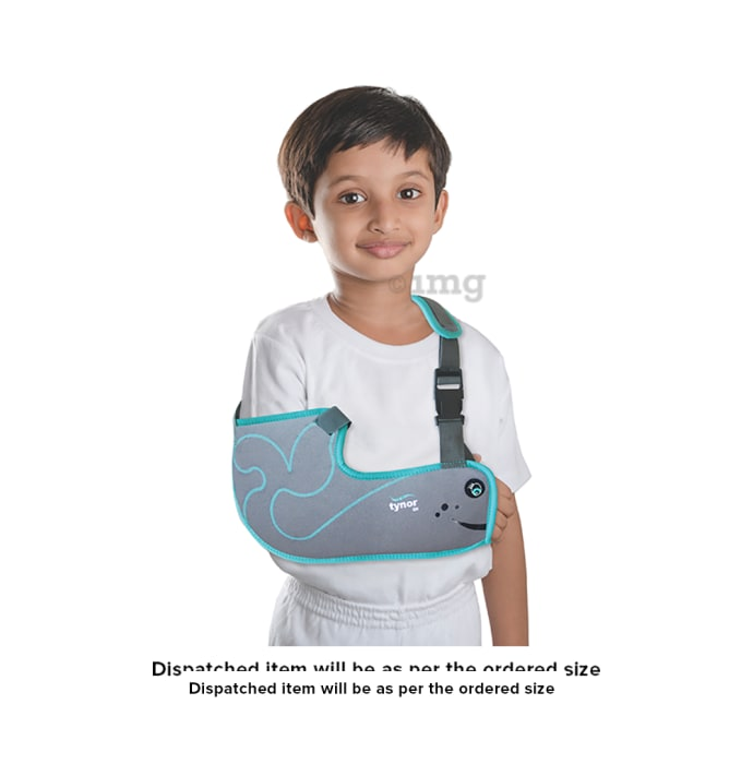 Tynor C-01 Pouch Arm Sling (Tropical) Child