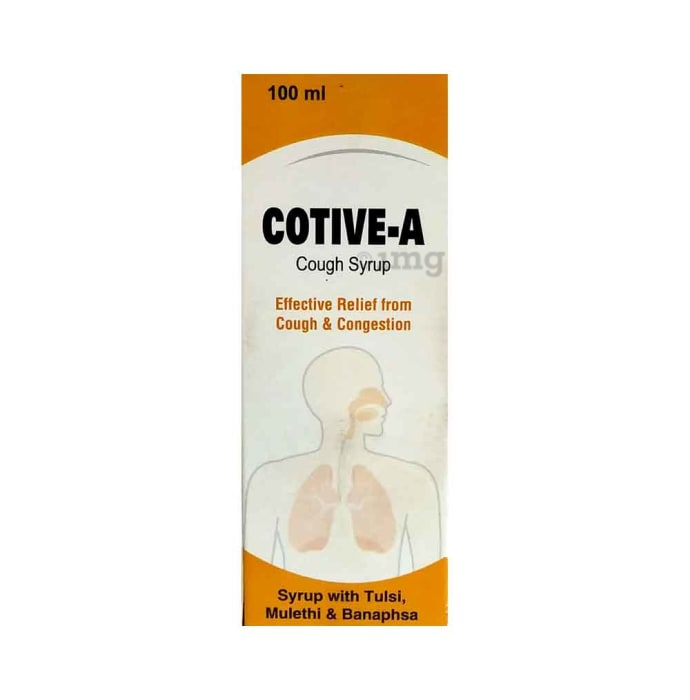Cotive-A Cough Syrup