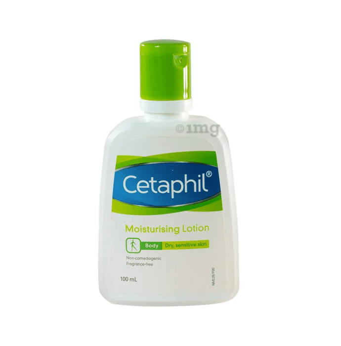 Cetaphil Moisturising Lotion Dry and Sensitive Skin