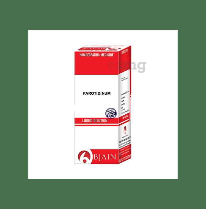 Bjain Parotidinum Dilution 10M CH